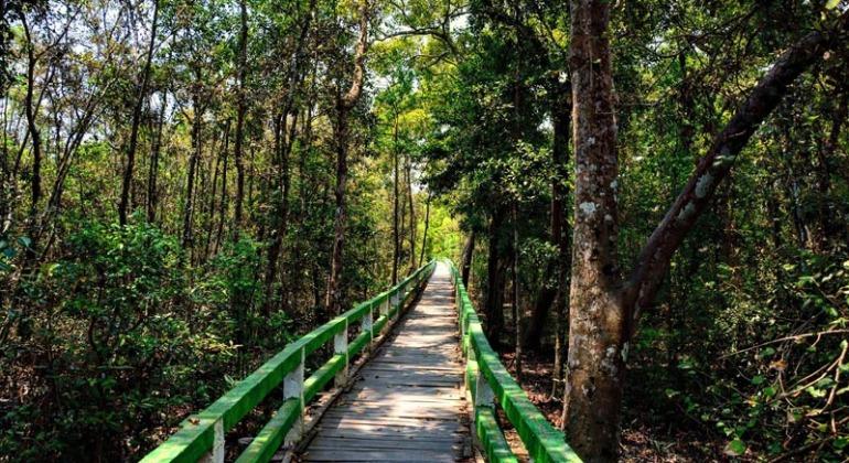 করমজল সুন্দরবন ভ্রমণ