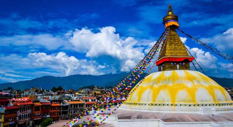 কাঠমান্ডু, নেপাল ভ্রমণ