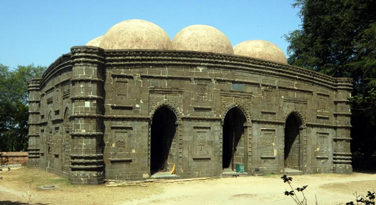 কুসুম্বা মসজিদ, নওগাঁ ভ্রমণ