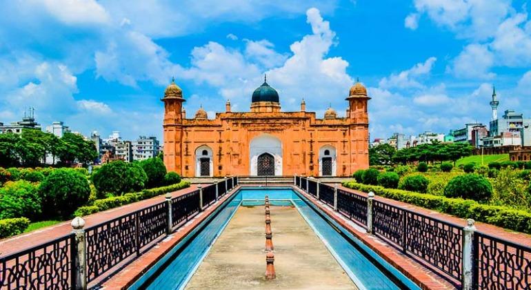 লালবাগ কেল্লা / লালবার দুর্গ , ঢাকা