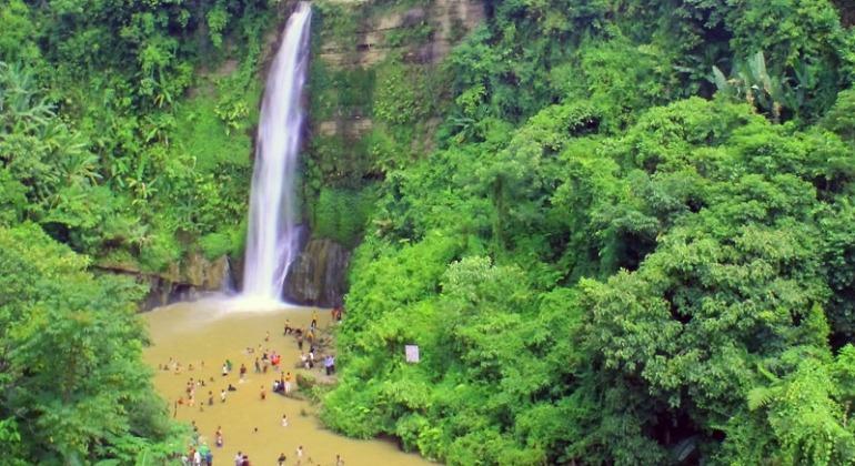 মাধবকুণ্ড জলপ্রপাত, মৌলভীবাজার