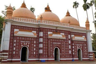 মির্জাপুর শাহী মসজিদ, পঞ্চগড়