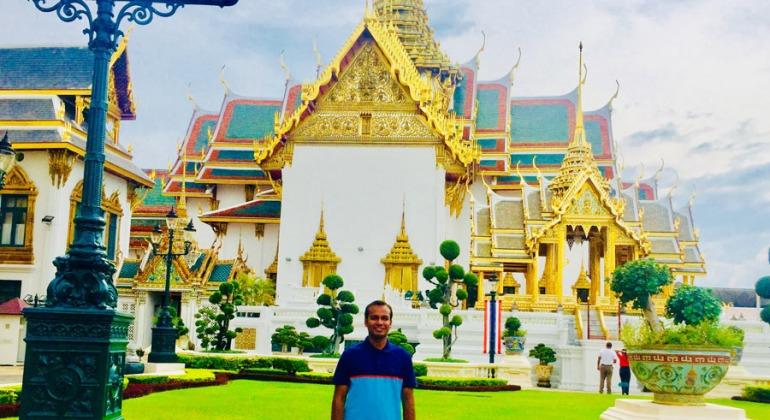 royal grand palace thailand