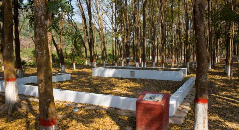 সাত শহীদের মাজার, নেত্রকোণা